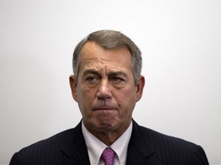 Boehner glad he got out of politics when he did