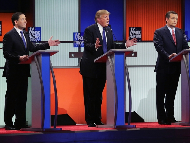 Donald Trump Violated Fox Debate Rules, Report Says
