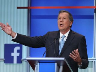 Kasich calls for balance on gay rights