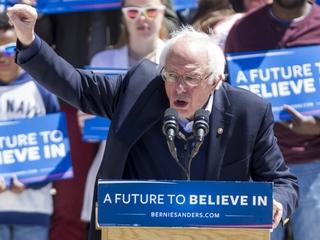 Sanders' bid reaches turning point