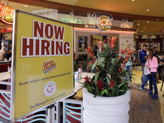 Florida jobless rate flat even though state lost