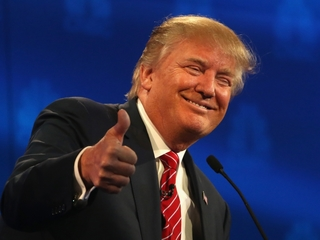 Donald Trump gets big presidential endorsement