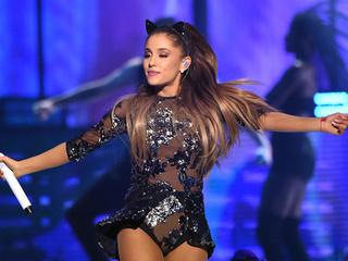 Ariana Grande planning benefit concert