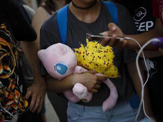 Gun-wielding man confronts Pokemon Go player
