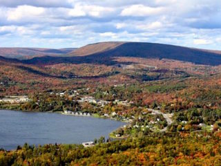 Canadian town offering job relocation, land