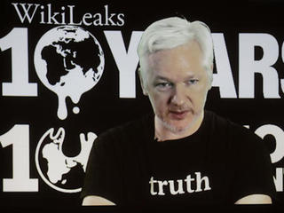WikiLeaks' Assange: Leaks coming before election