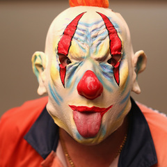 Plans of armed trick-or-treating due to clowns