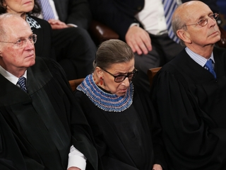 Ginsburg regrets her words about protests