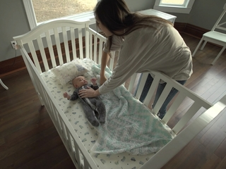 Room sharing could lower infants' risk of SIDS
