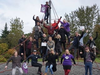 Iceland's Pirate Party could make major gains