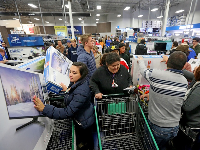 Retailers expect more Black Friday deal hunters online