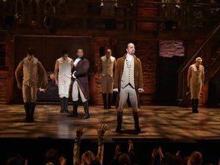 'Hamilton' breaks Broadway box office record