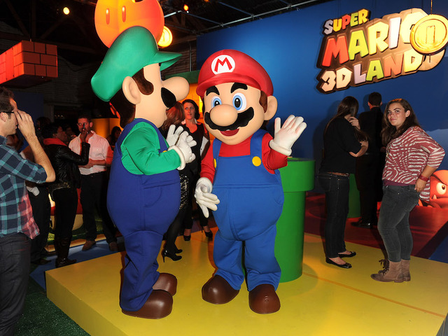 Nintendo Attractions At Universal Parks In Hollywood And Orlando Confirmed
