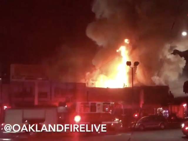 Oakland Warehouse Fire Kills 9, And Dozens More Are Missing