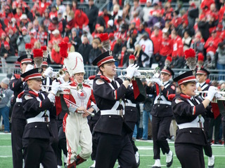 Viral video gives Ohio State trumpeter a tryout