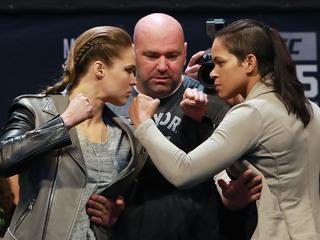 Ronda Rousey KO'd 48 seconds into UFC comeback