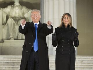LIVE: Inauguration of President Donald Trump