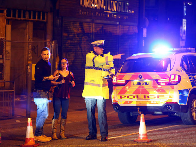 Deaths confirmed at Manchester concert