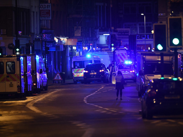 President Trump pushes travel ban after London 'terrorist incidents'
