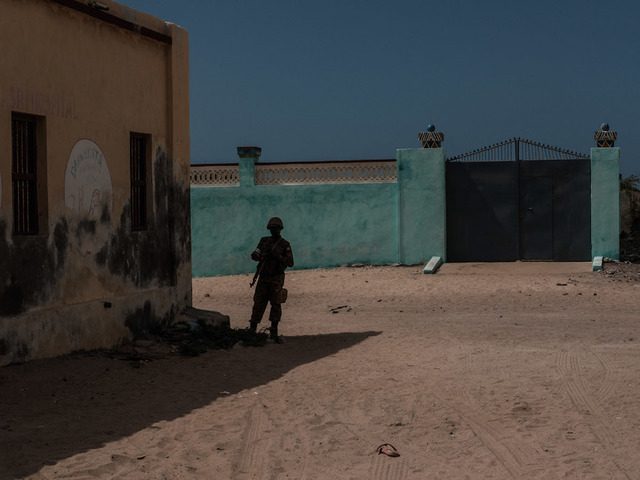 '61 killed' in Al-Shabab attack on Somalia military base