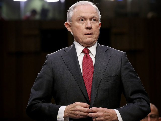 Sessions Denies Third Meeting With Russian Ambassador
