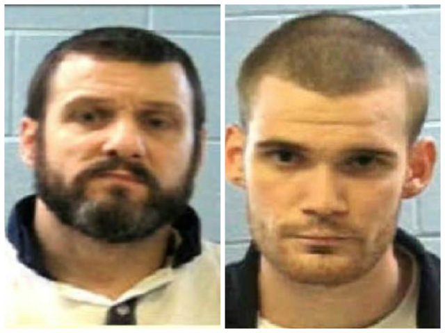 Escaped Georgia Inmates Captured