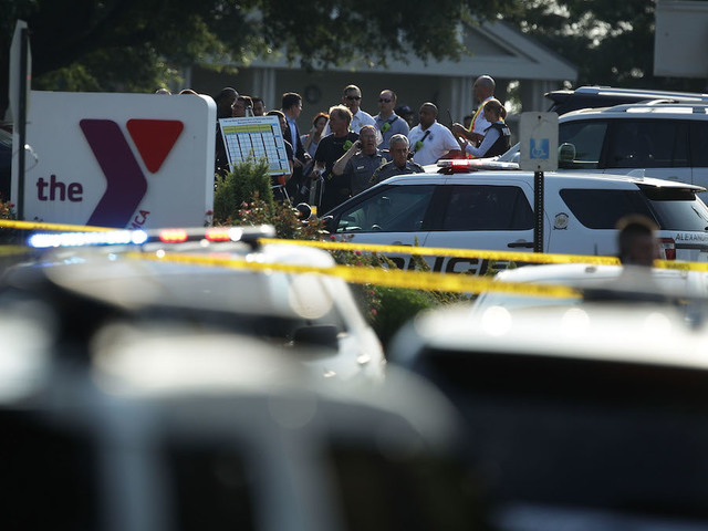N. Texas Congressmen At Shooting Scene At Baseball Field