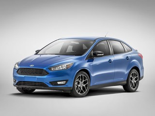 Ford to build the Focus in China