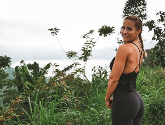 Instagram star and fitness blogger Rebecca Burger dies in freak accident