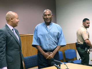 O.J. Simpson's July 2017 parole hearing