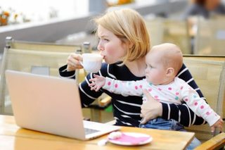 Study Finds Moms Work 98 Hours A Week