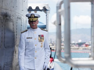 Navy's Pacific Fleet commander to retire