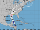 Hurricane watch issued for the Gulf Coast
