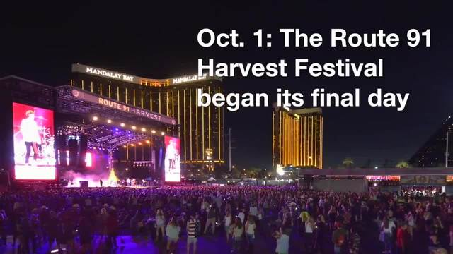 Las Vegas shooter may have had help, plan to target Lollapalooza also