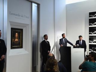 Rediscovered Leonardo da Vinci could get $100M