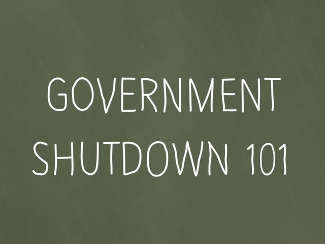 Here's What Actually Shuts Down During A Government Shutdown