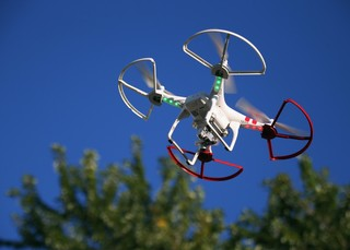 SPC teams up with fire & police to teach drones