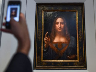 Leonardo da Vinci painting could sell for $100M
