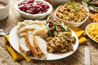 Favorite Thanksgiving side dish in each state