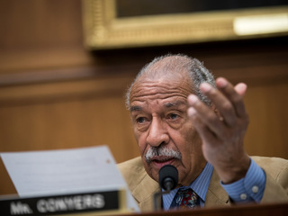 Conyers steps aside from top spot on Judiciary