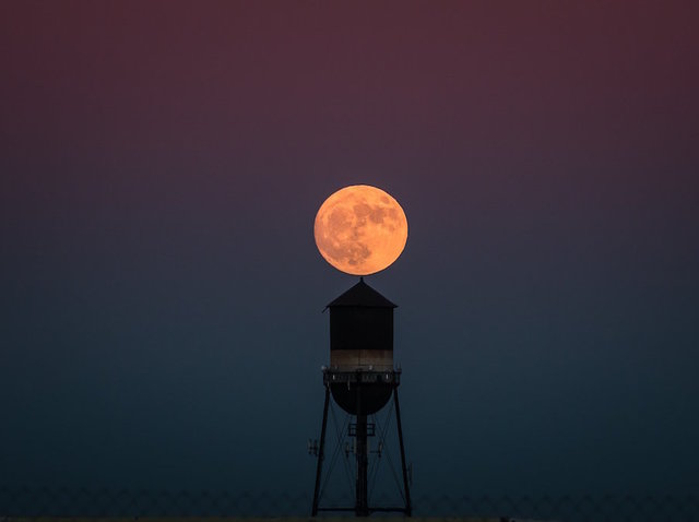 Supermoon Alert! Sunday's Full Moon Will Be 2017's Only Supermoon