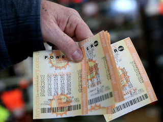 Numbers released for $460M Powerball