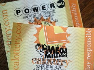 Powerball, Mega Millions have huge jackpots