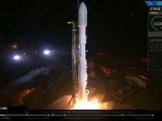 SpaceX launches secretive Zuma spacecraft