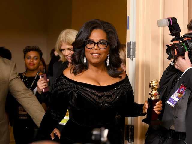 New Poll Shows Oprah Beating President Trump In Election Held Today