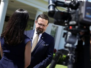Gorka has an active arrest warrant out on him