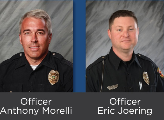 Two police officers shot and killed in Westerville, Ohio