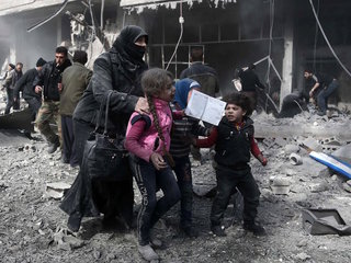 Human rights group: Dozens killed in Syria
