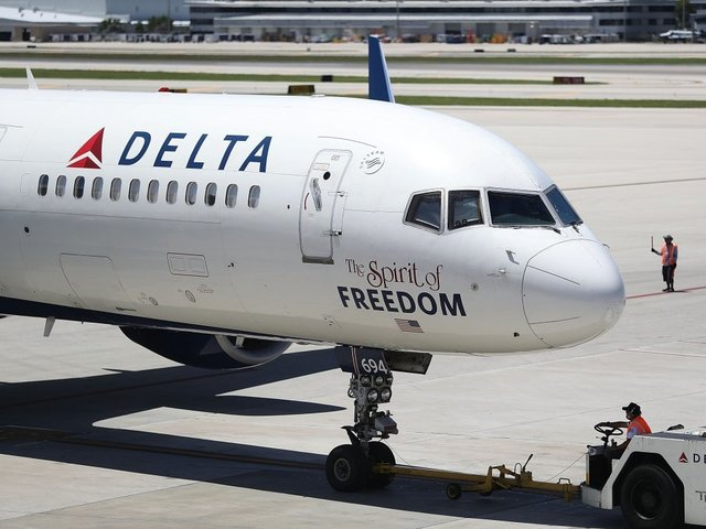 Georgia Republicans are going to bat for the NRA against Delta
