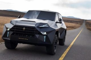 Meet the world's most expensive SUV